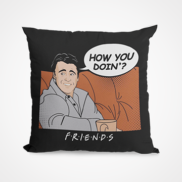 How Do You ? Friends - Moin Akhtar -  Cushion