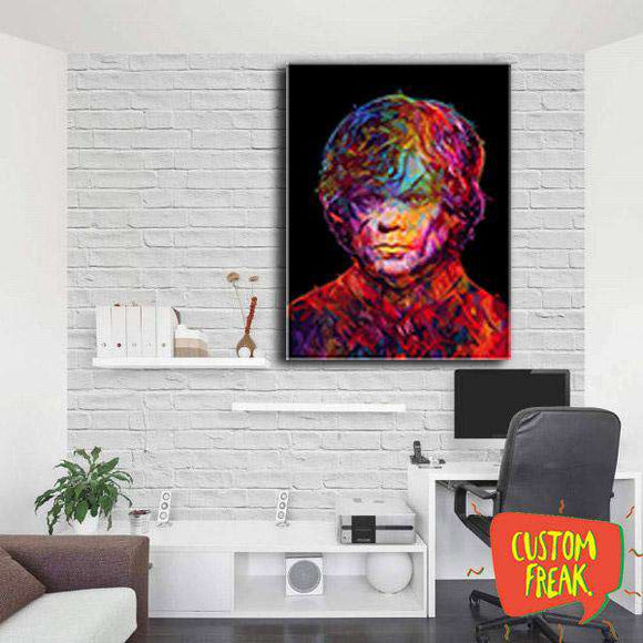Tyrion Lannister - Game Of Thrones - Wall Hangings