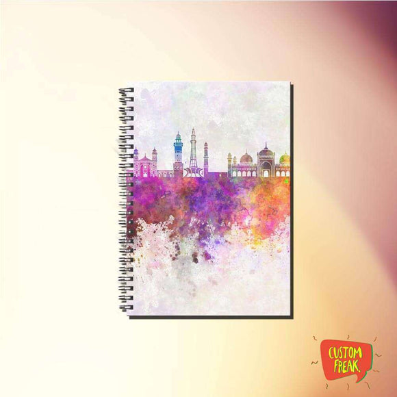 Notebook Lahore Skyline