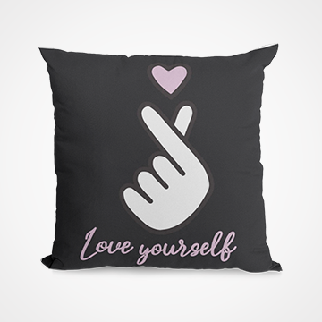 Love Yourself - BTS -  Cushion