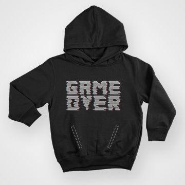 SALE - Game Over - Hoodie