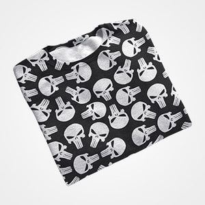 Punisher Collage - All Over Printed T-Shirts