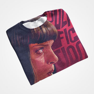 Pulp Fiction - All Over Printed T-Shirts