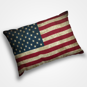 USA Flag - Pillow Cover