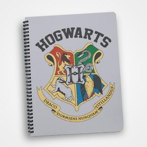 Hogwarts - Harry Potter - Notebook