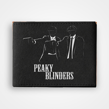 Peaky Blinders - Graphic Printed Wallets