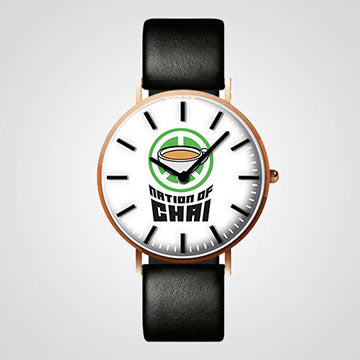 Nation Of Chai - Wrist Watch