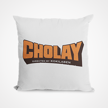 Cholay - Direted By Kokilaben - Cushion