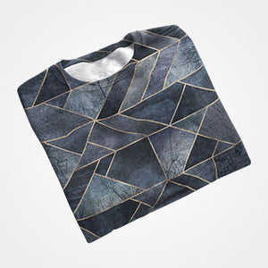 Gradient Lines - All Over Printed T-Shirts