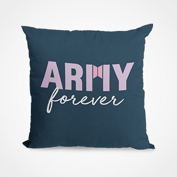 Army Forever - Cushion