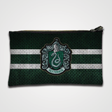 Slytherin - Harry Potter - Zipper Pouch