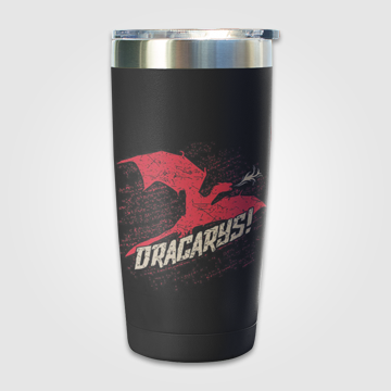 Dragarys !- Travel Mug