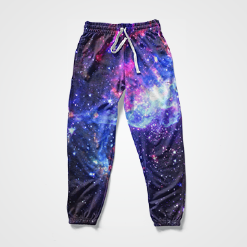 Space - All Over Sweat Pants