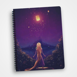 Tangled - Notebook