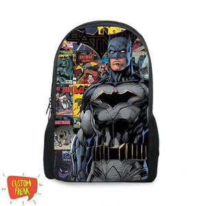 Batman Comic - Backpack