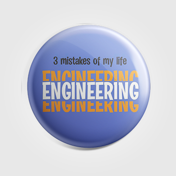 3 mistakes Of My life Engineering - Badge