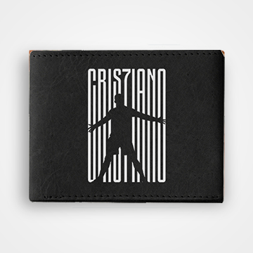 Cristiano - Graphic Printed Wallets