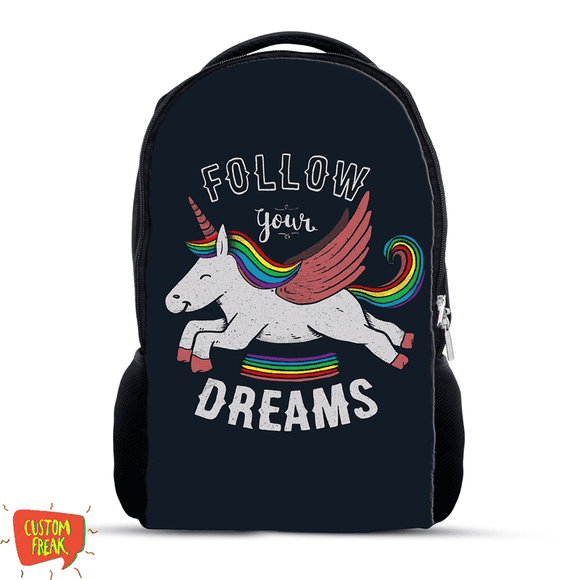 Follow Your Dreams - Backpack