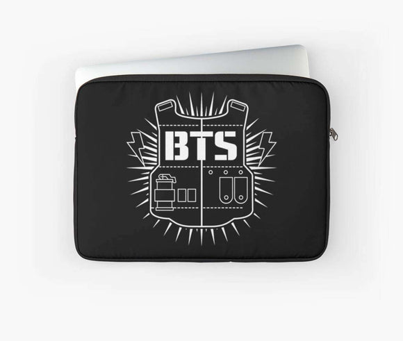 Laptop & Tablet Sleeve Bts