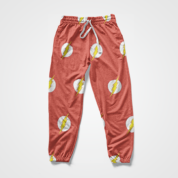 Flash Collage - All Over Sweat Pants