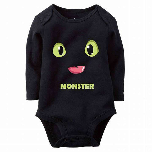 How To Train Your Dragon Baby Romper