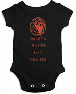 Game Of Thrones Khalees Baby Romper