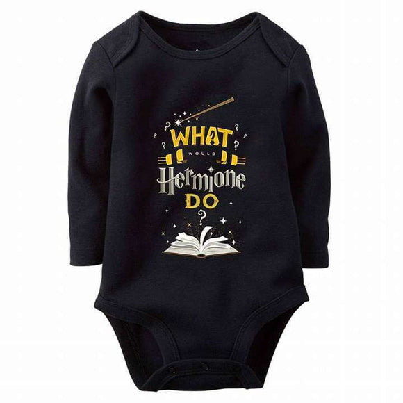 Harry Potter Hermione Baby Romper