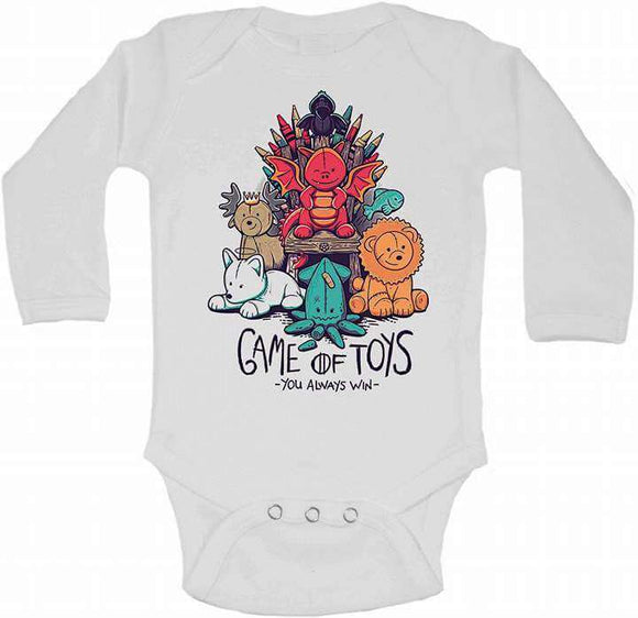 Game Of Toys Baby Romper