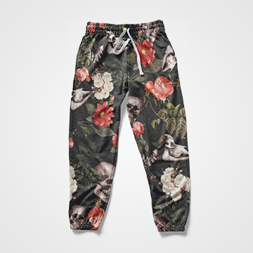 Floral -  All Over Sweat Pants