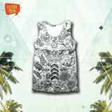 Harry Style Tattoo - Tank Tops