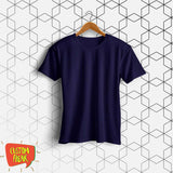 Cotton Plain T Shirts