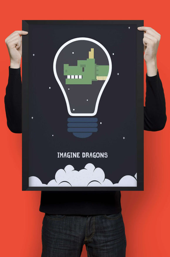 Imagine Dragons - Wall Hangings