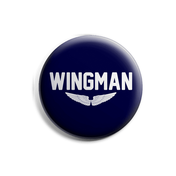 Wingman - Badge