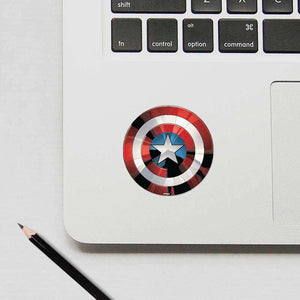 Captain America - Cutout Sticker.