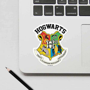 Hogwarts - Harry Potter - Cutout Sticker.