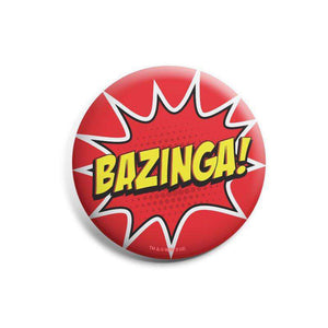 Bazinga - Badge