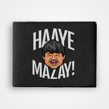 Haye Mazay - Bhola - Graphic Printed Wallets