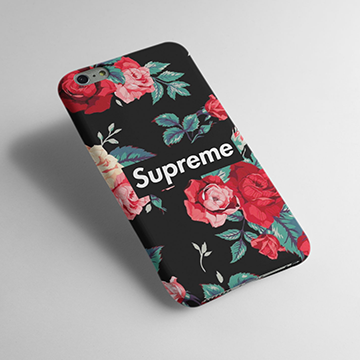 Supreme Floral - Cell Cover