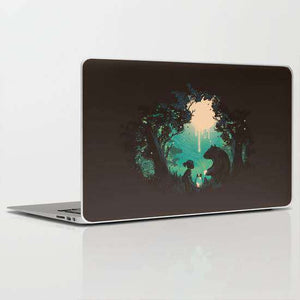 Laptop Skin Jungle