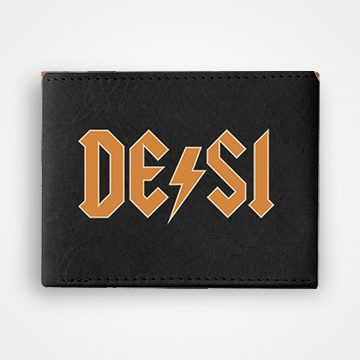 Desi - Graphic Printed Wallets