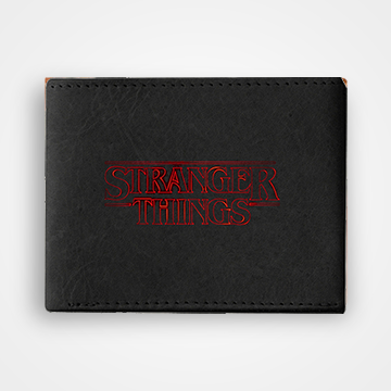 Strangers Things - Graphic Printed Wallets
