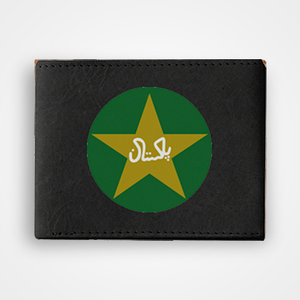Pakistan - Graphic Printed Wallets