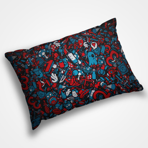 Doodle - Pillow Cover