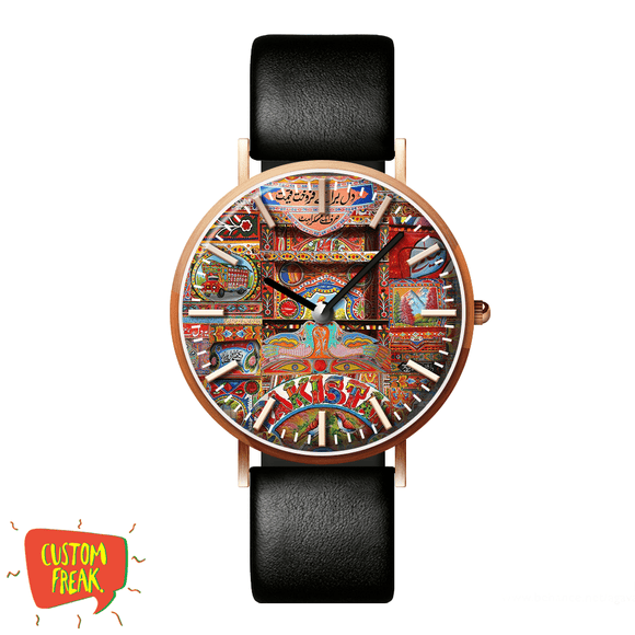 Truck Art - Wrist Watch