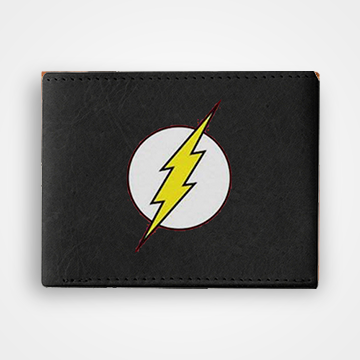 Flash - Graphic Printed Wallets