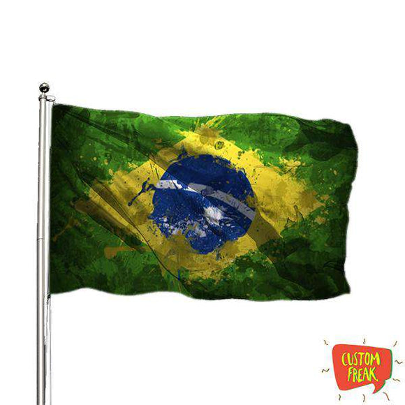 Brazil - World Cup - Flag
