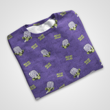 Mojo Jojo Collage - All Over Printed T-Shirts