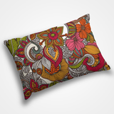 Abstract Desi - Pillow Cover - Custom Freaks