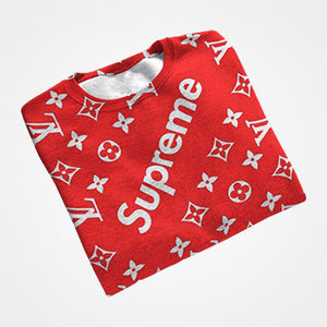 Supreme - All Over Printed T-Shirts