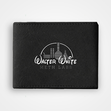 Walter White - Graphic Printed Wallets